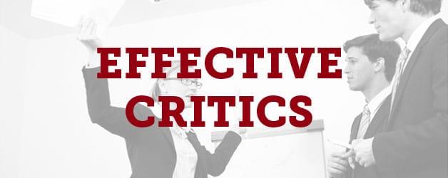 effective-critics