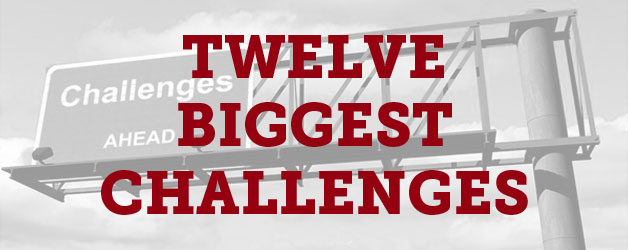 The Twelve Biggest Challenges Pastors and Church Staff Face