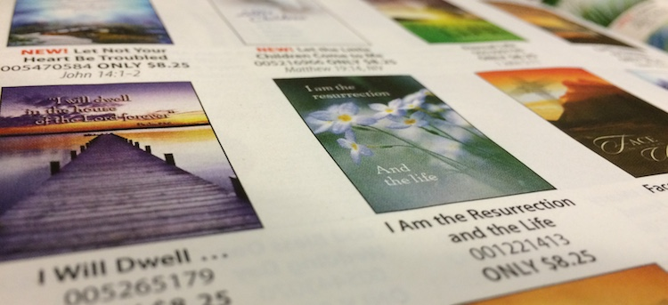 Eight Trends about Church Bulletins