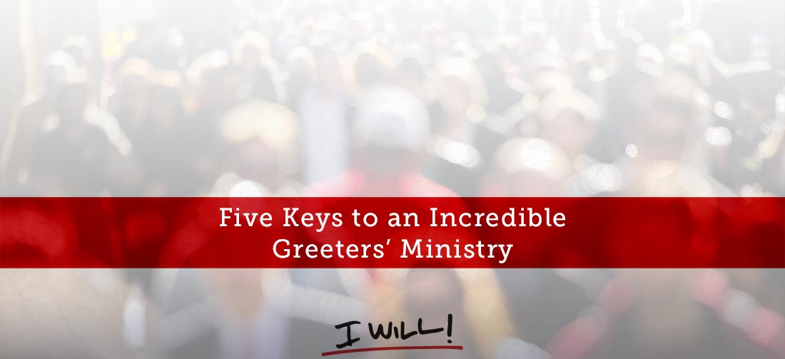 graphic about Free Printable Church Usher Hand Signals called 5 Keys in the direction of an Extraordinary Greeters Ministry