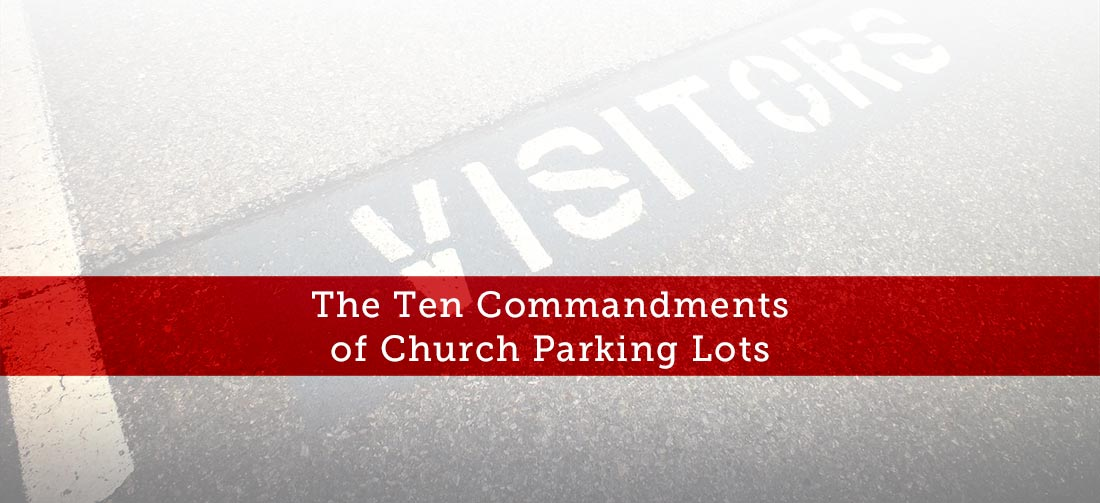 The-Ten-Commandments-of-Church-Parking-Lots