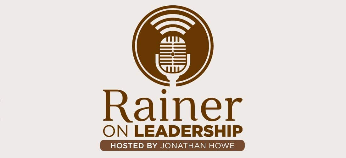 Culture Wins, featuring William Vanderbloemen – Rainer on Leadership #416