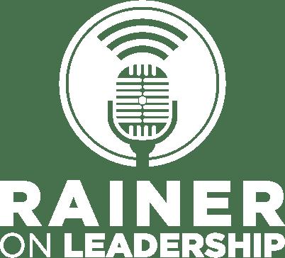 Rainer on Leadership Podcast Logo