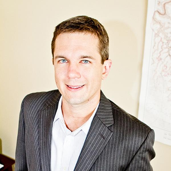 Sam Rainer Headshot