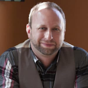Steve Schaufele Headshot