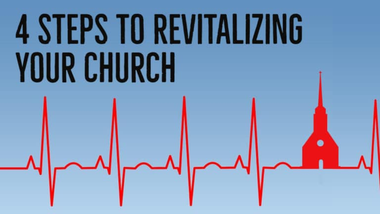 steps to revitalization