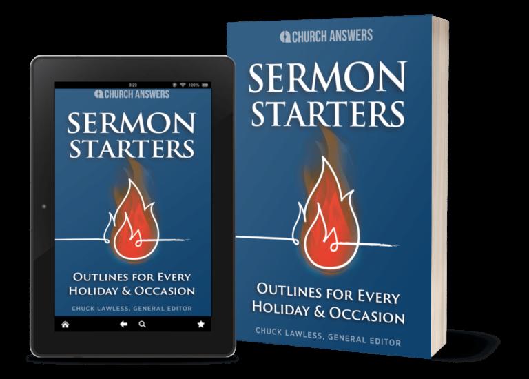 Sermon cover combo